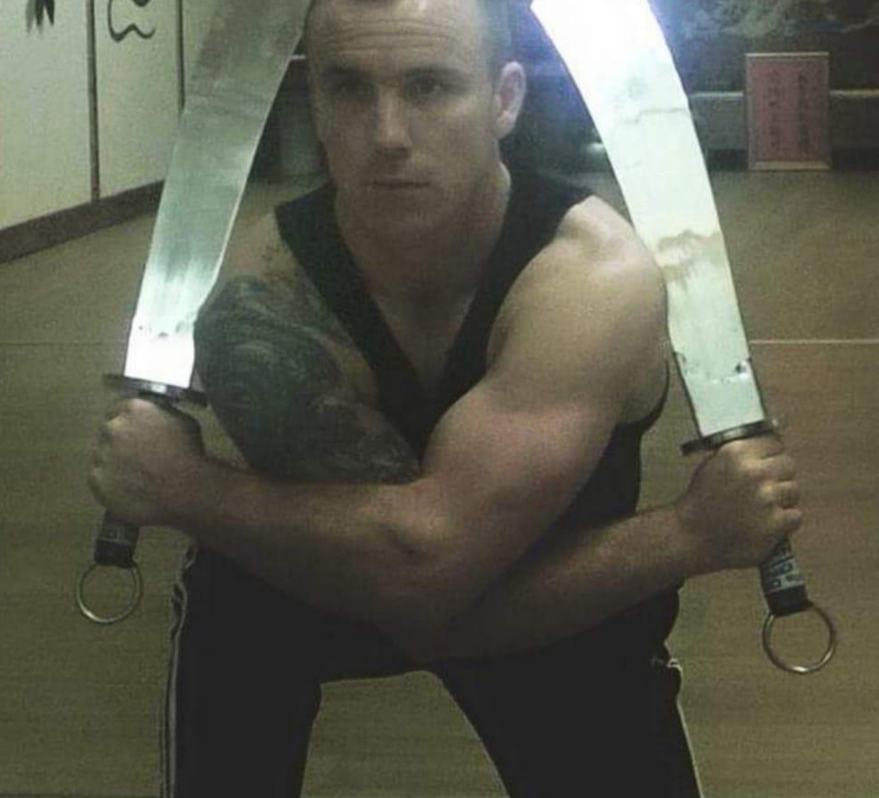 Kung Fu Kurt Scot