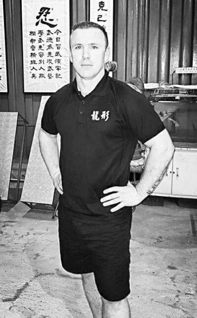 Kurt Scott, Sifu of Lung Ying