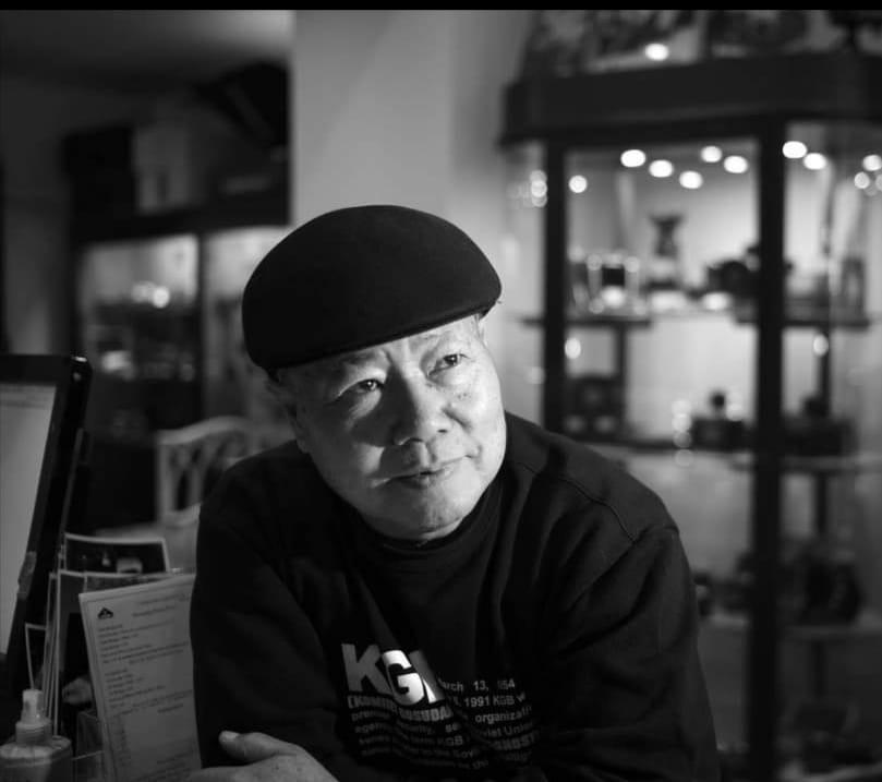 Master Kong Chiu Tsang
