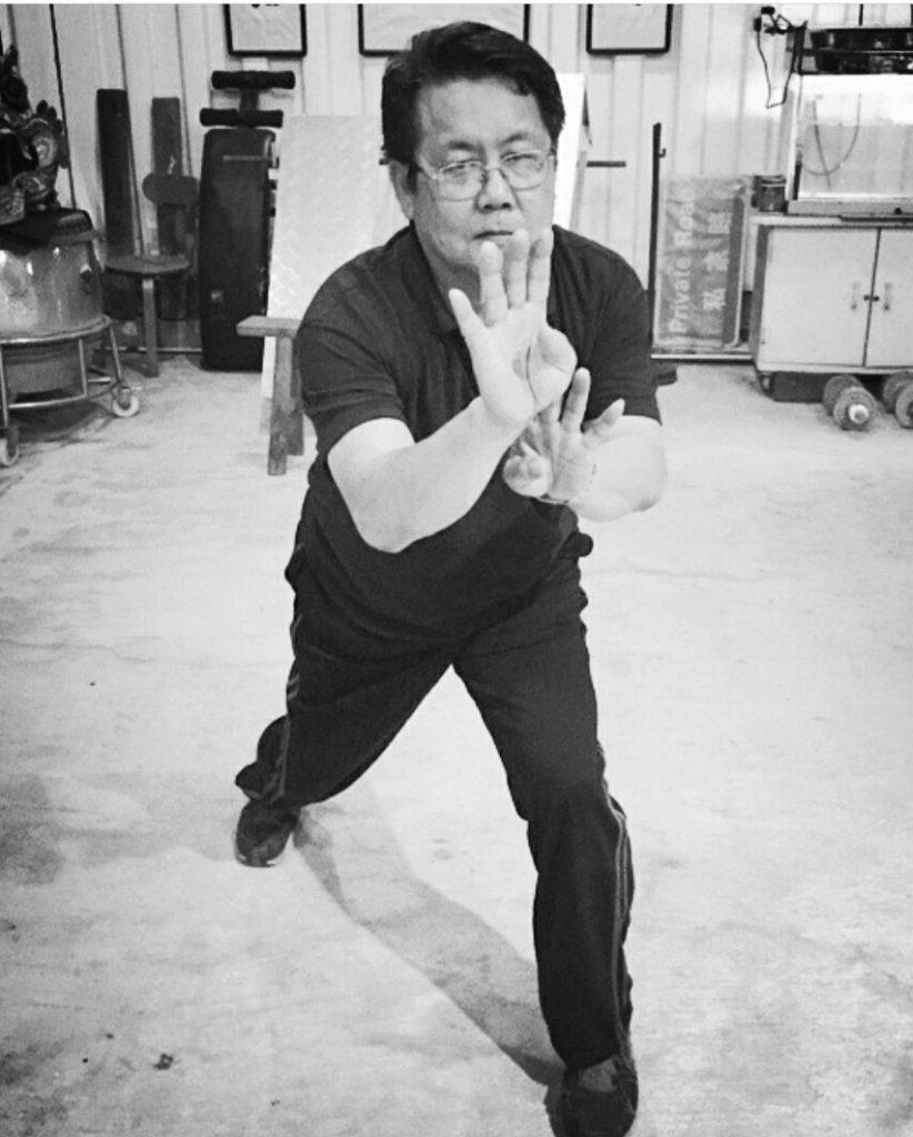 Master Kwong Yiu Leung