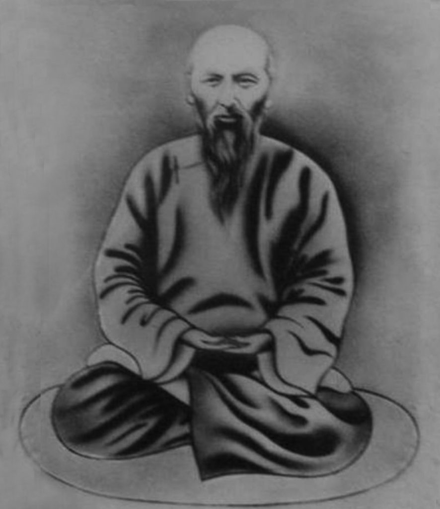 Taoist Abbott Dai Yuk