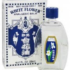 White Flower Oil - Dragon TCM
